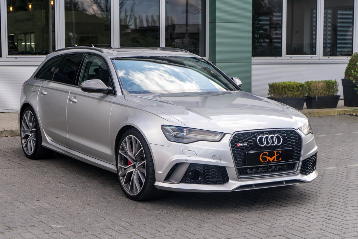 Audi RS6 2016/65 SOLD (picture 1 of 6)