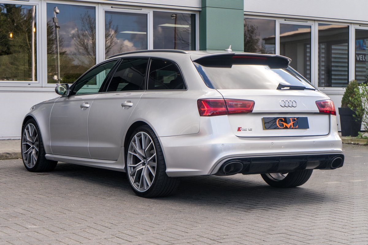 Audi RS6 2016/65 SOLD (picture 2 of 6)