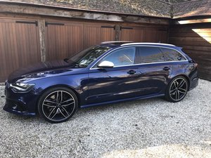 2014 Stunning RS6 Avant in beautiful condition, FASH, great spec
