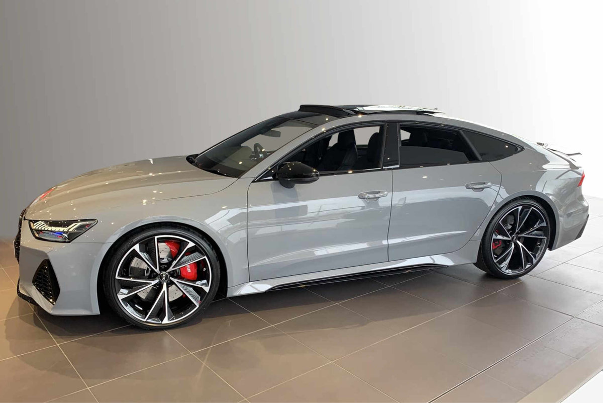 2020 Limited Cars Available - Audi RS7 Sportback Carbon Black For Sale (picture 1 of 1)
