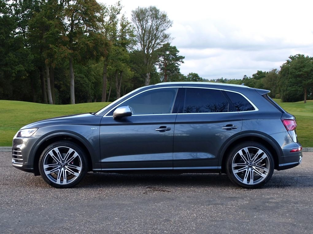 2018 Audi  SQ5  TFSI QUATTRO TIPTRONIC AUTO  37,948 For Sale (picture 2 of 22)