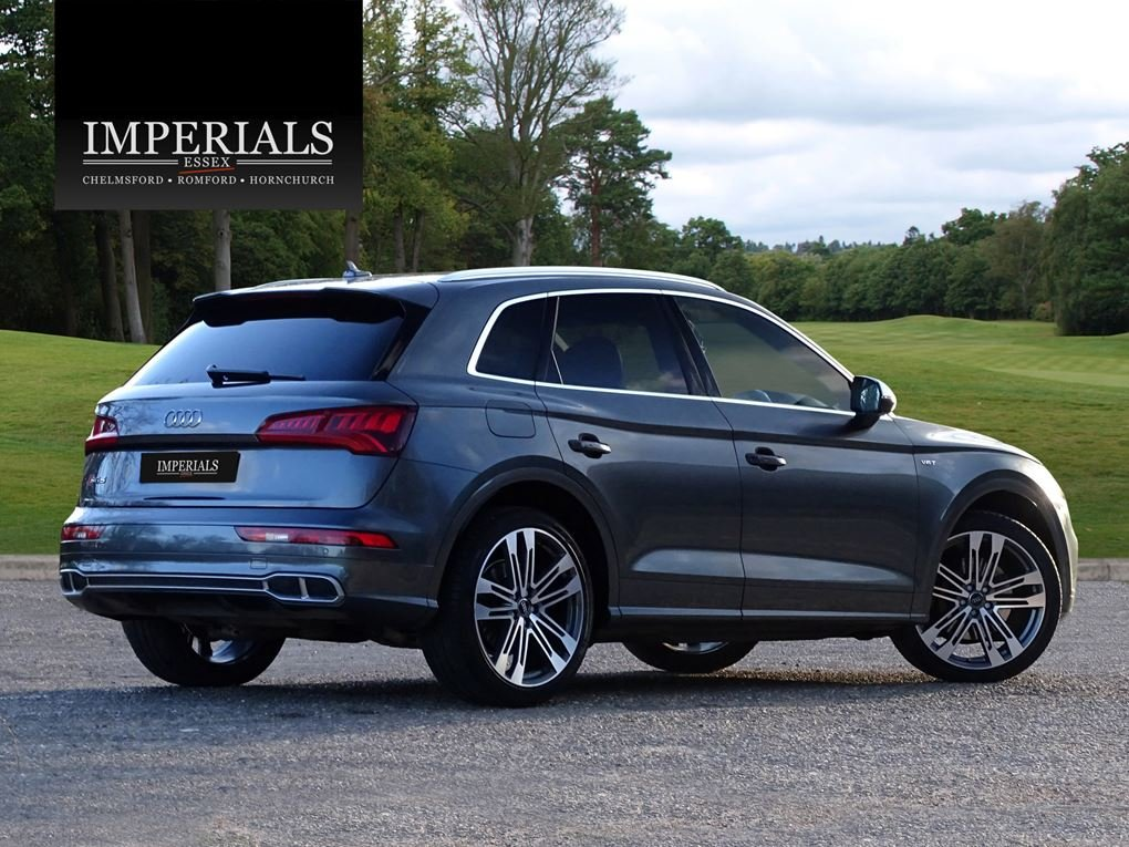 2018 Audi  SQ5  TFSI QUATTRO TIPTRONIC AUTO  37,948 For Sale (picture 4 of 22)