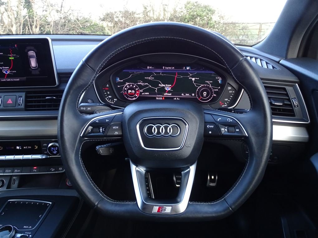 2018 Audi  SQ5  TFSI QUATTRO TIPTRONIC AUTO  37,948 For Sale (picture 6 of 22)