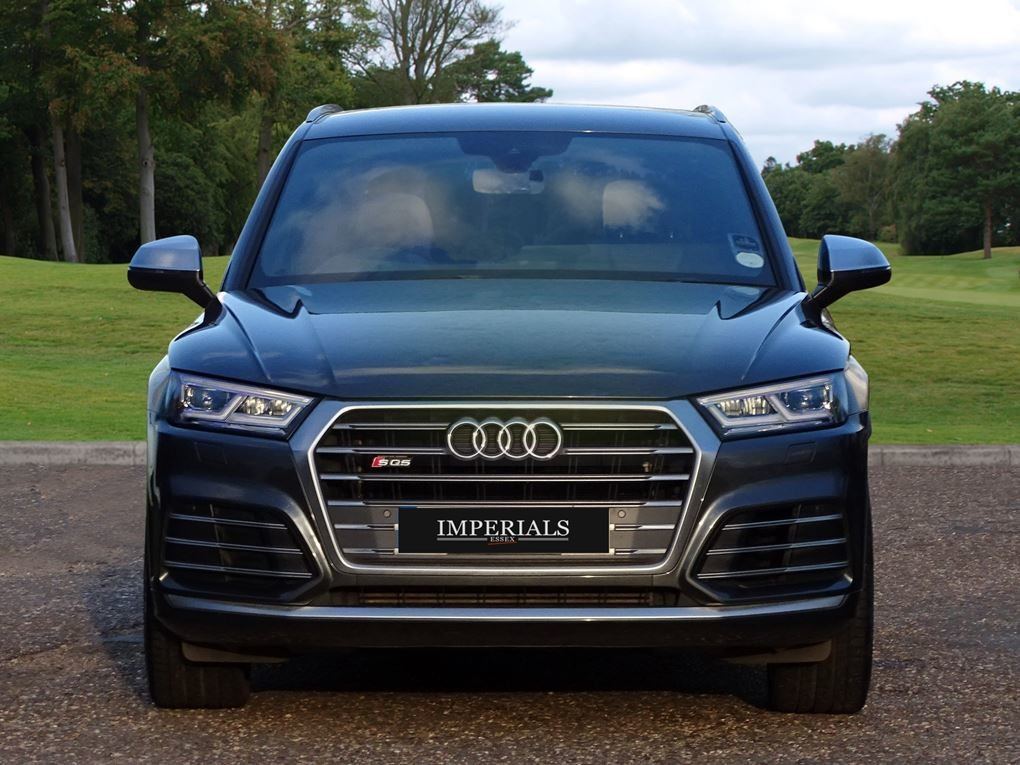 2018 Audi  SQ5  TFSI QUATTRO TIPTRONIC AUTO  37,948 For Sale (picture 9 of 22)