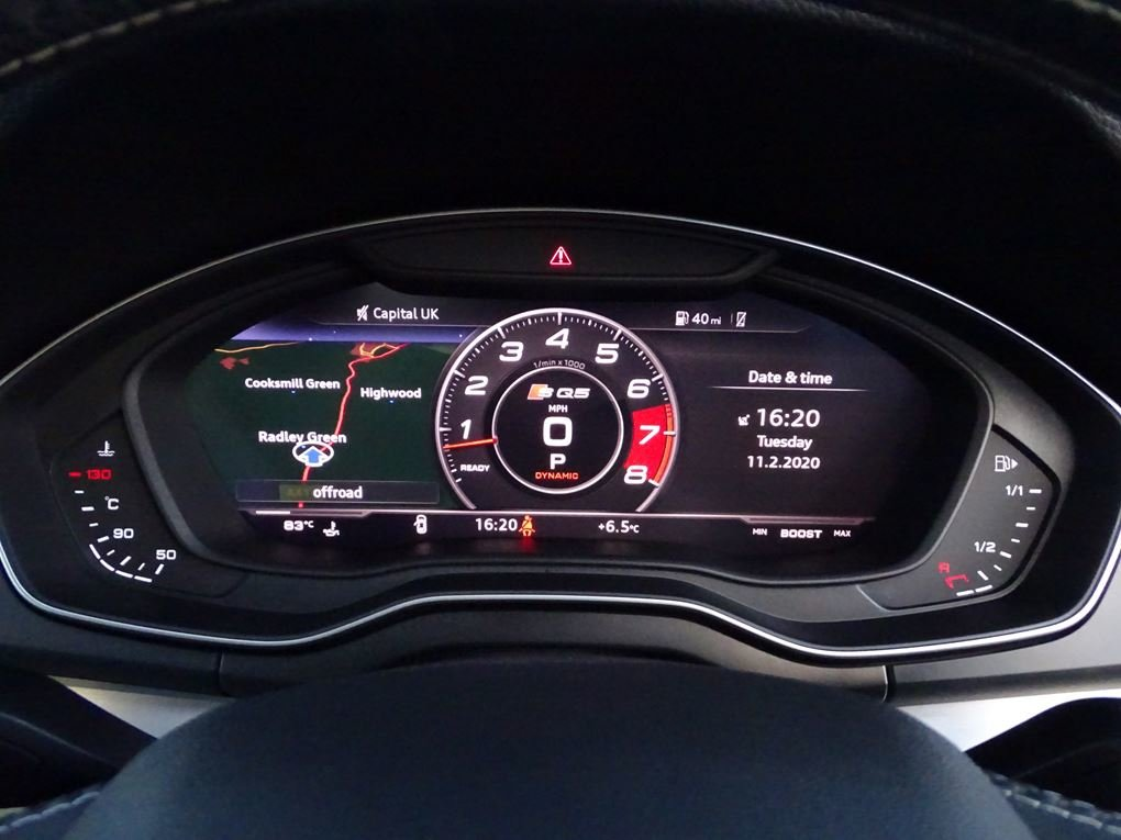 2018 Audi  SQ5  TFSI QUATTRO TIPTRONIC AUTO  37,948 For Sale (picture 11 of 22)