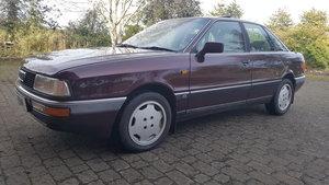 1991 Audi 90 2.3E- Exceptional
