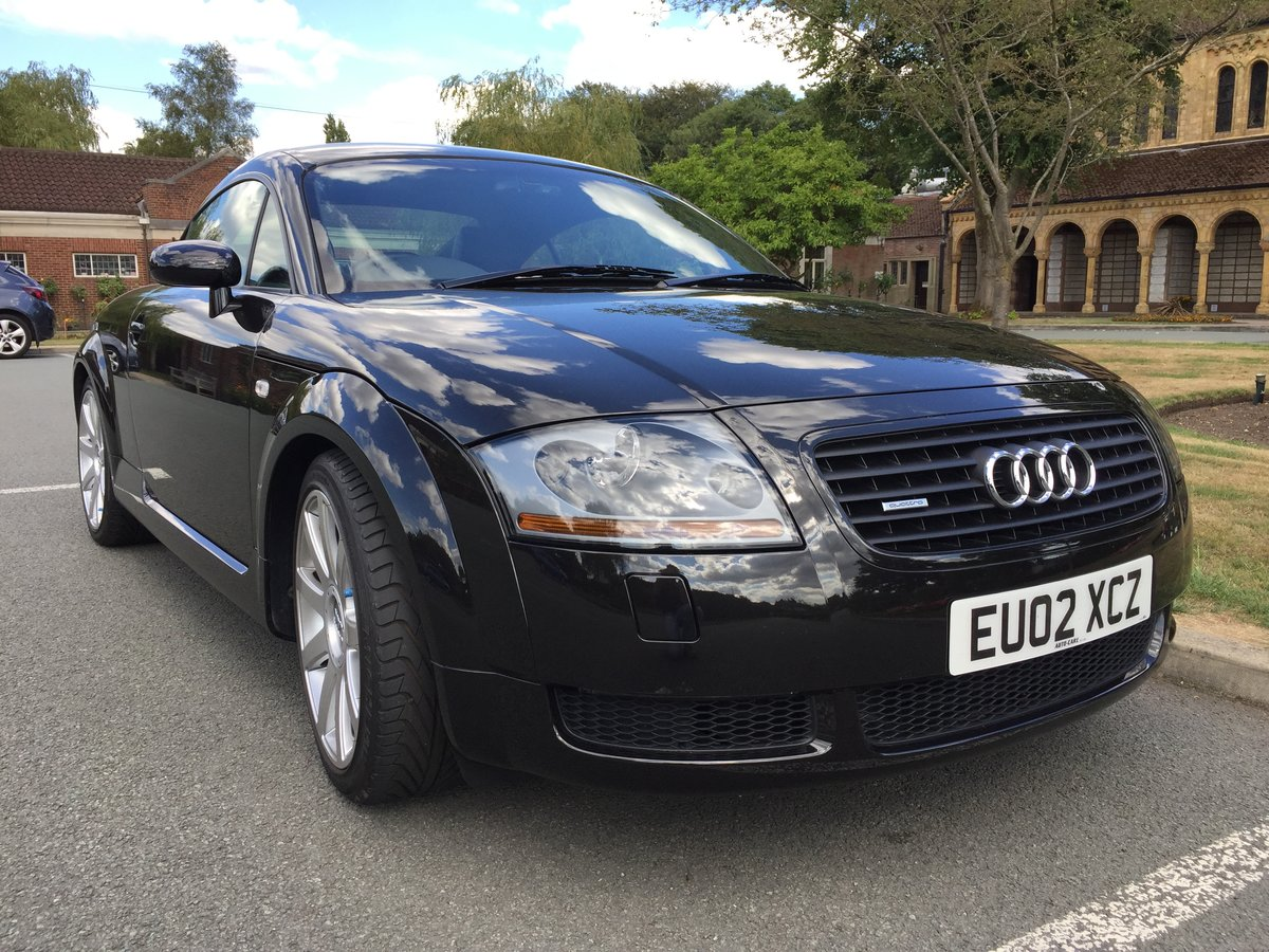 2002 Audi TT Mk1 225 BAM. SOLD (picture 1 of 6)