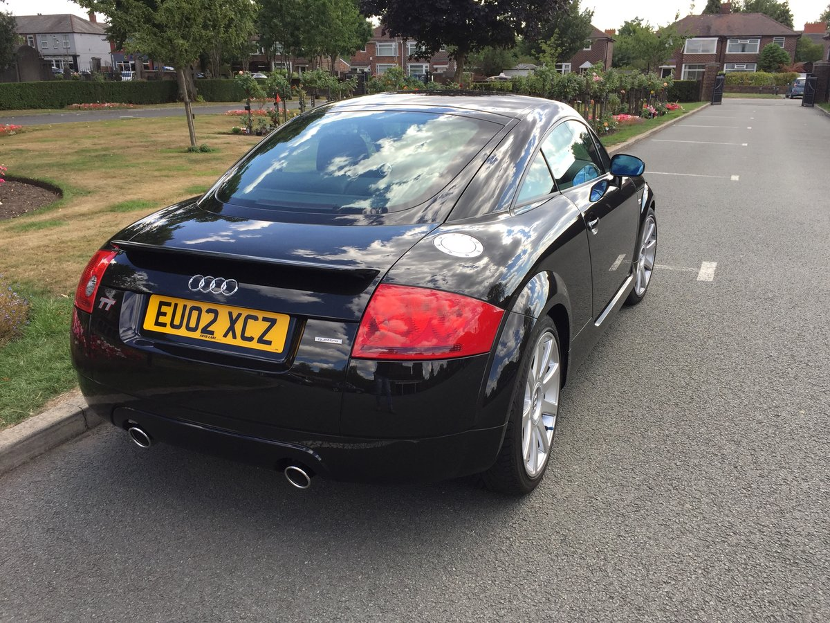 2002 Audi TT Mk1 225 BAM. SOLD (picture 2 of 6)