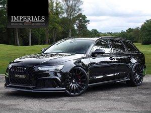 2015 Audi  RS6  4.0 V8 TFSI QUATTRO AVANT AUTO  43,948