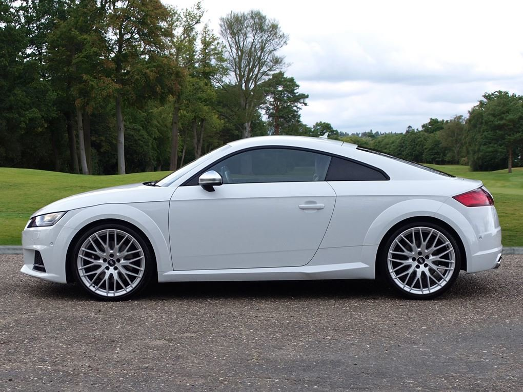 2016 Audi  TTS  2.0 TFSI QUATTRO COUPE AUTO  22,948 For Sale (picture 2 of 24)