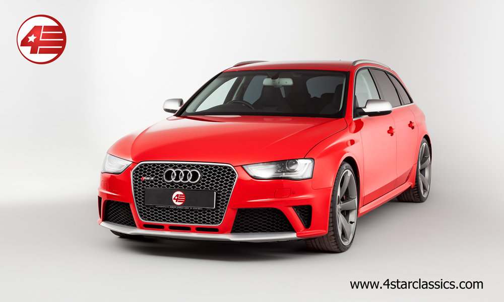 2014 Audi B8 RS4 /// Huge Spec Inc. Sports Pack /// 55k Miles For Sale (picture 1 of 6)