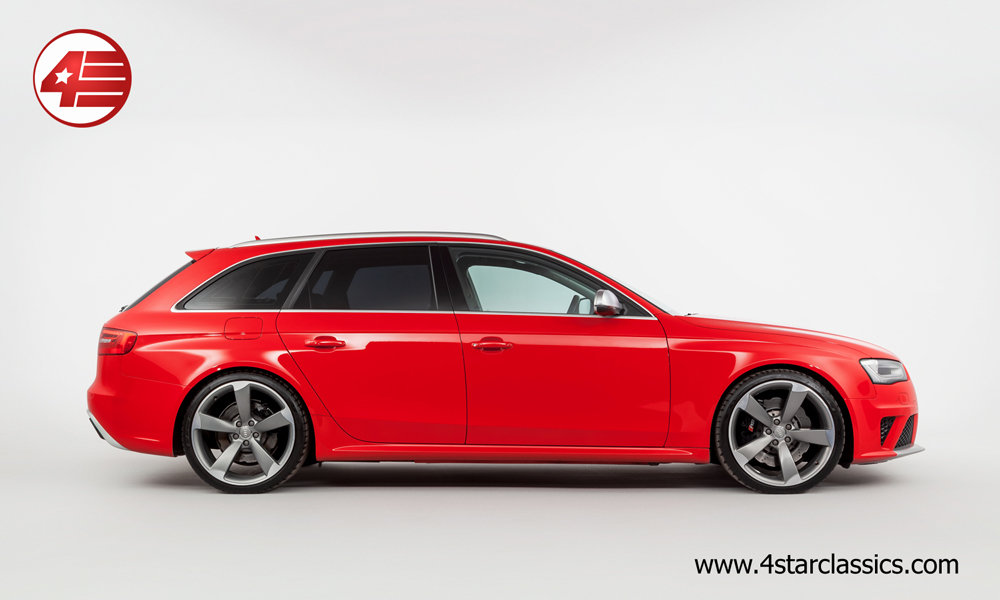 2014 Audi B8 RS4 /// Huge Spec Inc. Sports Pack /// 55k Miles For Sale (picture 2 of 6)