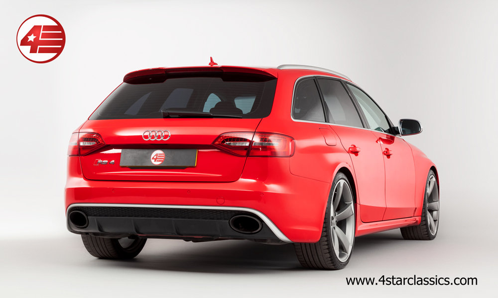 2014 Audi B8 RS4 /// Huge Spec Inc. Sports Pack /// 55k Miles For Sale (picture 3 of 6)