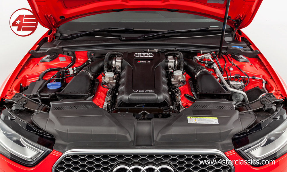 2014 Audi B8 RS4 /// Huge Spec Inc. Sports Pack /// 55k Miles For Sale (picture 6 of 6)