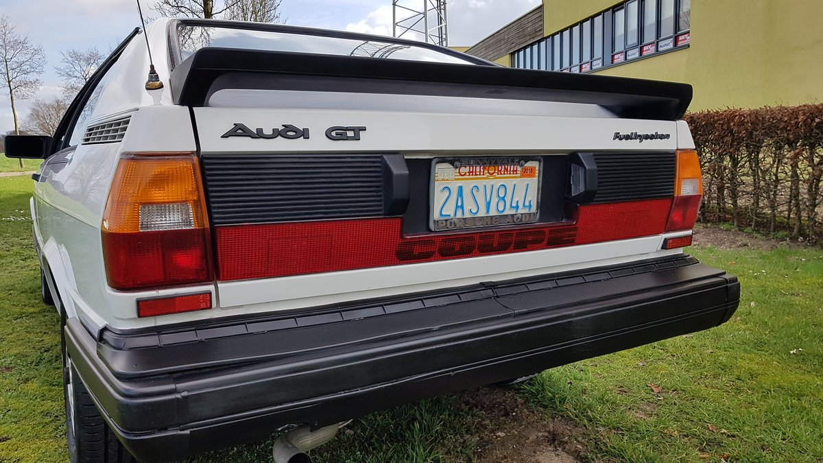 1983 audi coupe gt 5 cilinder For Sale (picture 5 of 6)