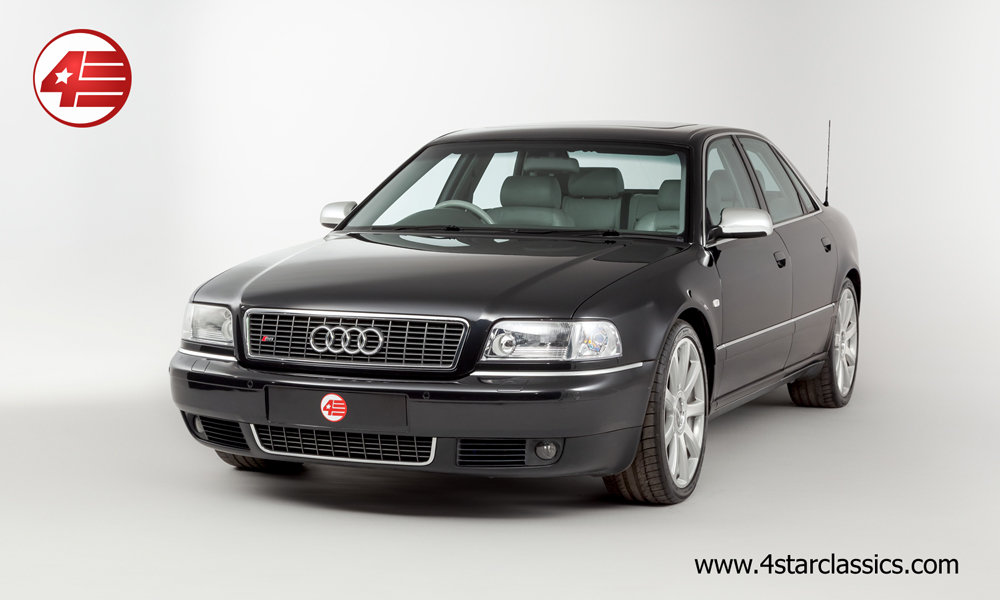 2002 Audi S8 Final Edition /// Stunning Example /// 64k Miles For Sale (picture 1 of 6)