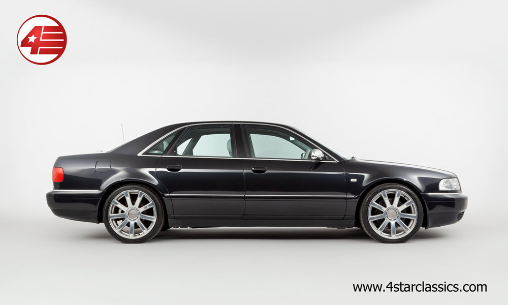 2002 Audi S8 Final Edition /// Stunning Example /// 64k Miles For Sale (picture 2 of 6)