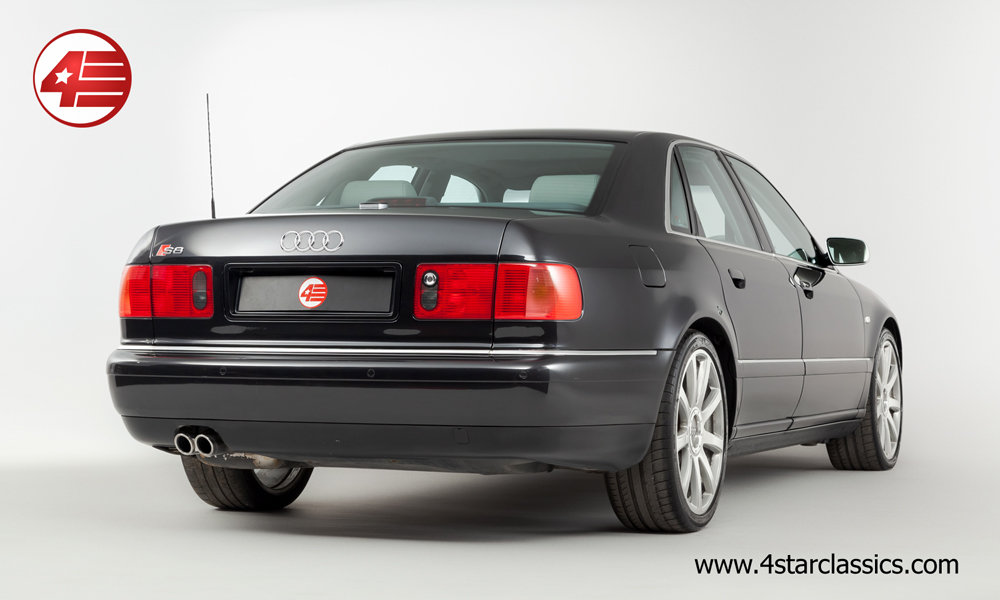 2002 Audi S8 Final Edition /// Stunning Example /// 64k Miles For Sale (picture 3 of 6)