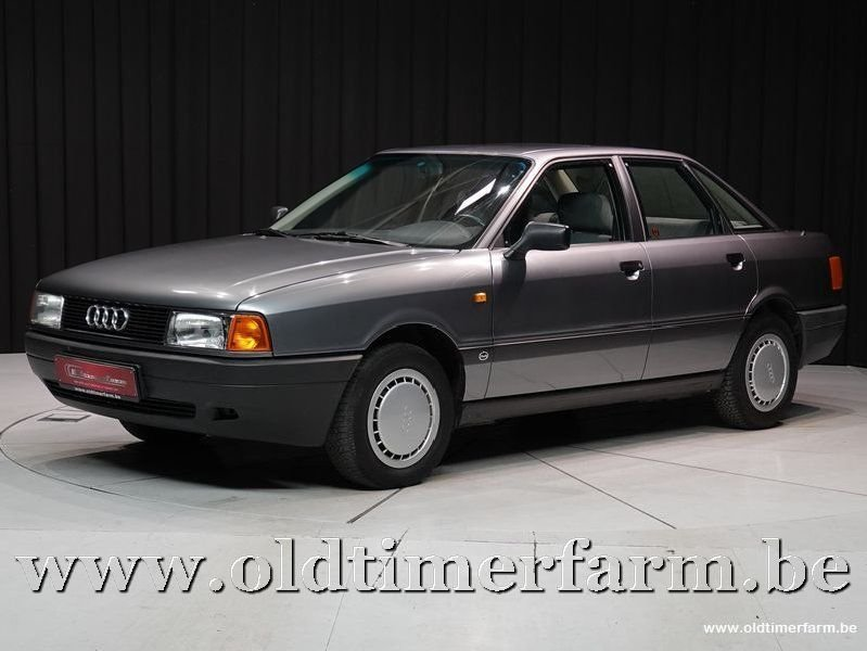 1990 Audi 80 1.8S '90 For Sale (picture 1 of 6)