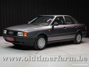 1990 Audi 80 1.8S '90