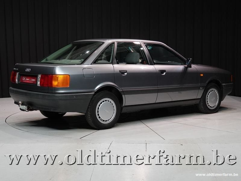 1990 Audi 80 1.8S '90 For Sale (picture 2 of 6)