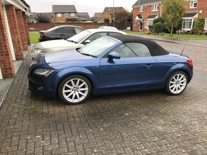 Audi TT Convertible 3.2 Lovely condition