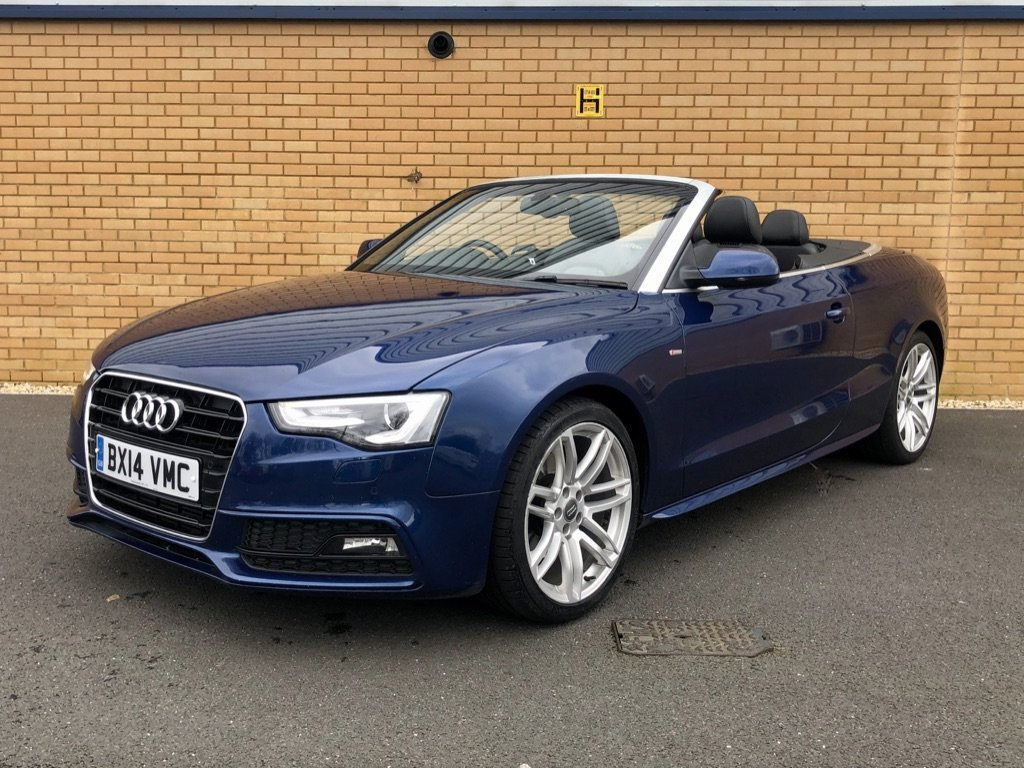 2014 AUDI A5 S LINE SPECIAL EDITION // Auto // Cab // px swap For Sale (picture 1 of 10)