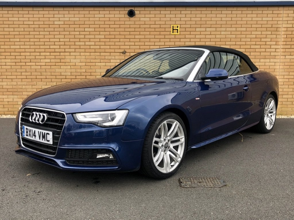 2014 AUDI A5 S LINE SPECIAL EDITION // Auto // Cab // px swap For Sale (picture 2 of 10)