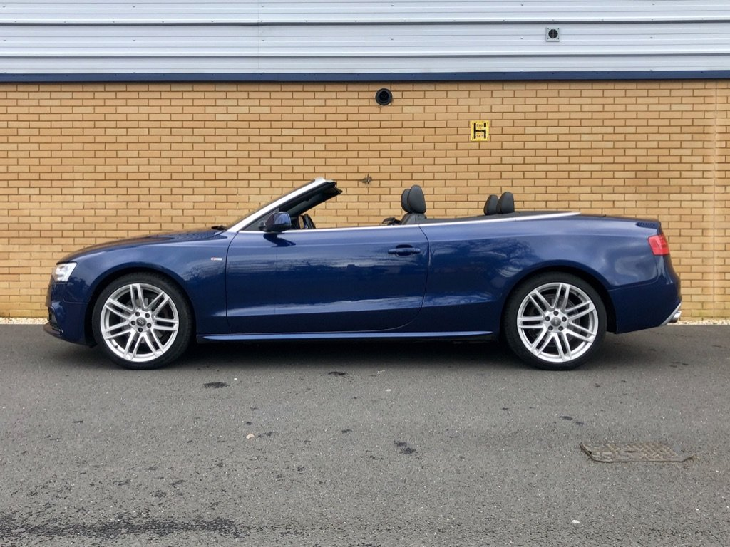 2014 AUDI A5 S LINE SPECIAL EDITION // Auto // Cab // px swap For Sale (picture 3 of 10)