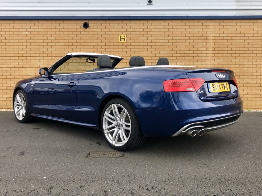 2014 AUDI A5 S LINE SPECIAL EDITION // Auto // Cab // px swap For Sale (picture 4 of 10)