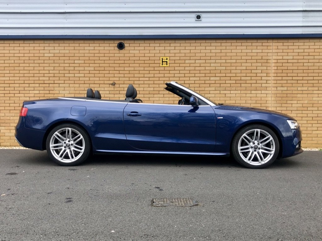 2014 AUDI A5 S LINE SPECIAL EDITION // Auto // Cab // px swap For Sale (picture 6 of 10)
