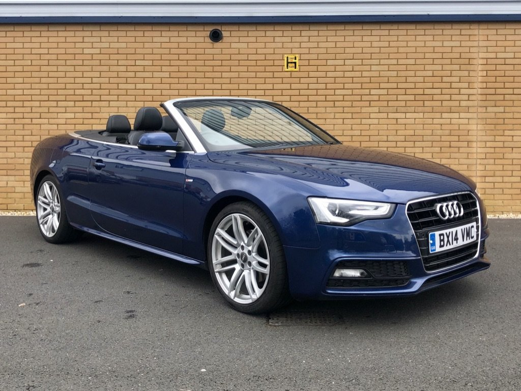 2014 AUDI A5 S LINE SPECIAL EDITION // Auto // Cab // px swap For Sale (picture 7 of 10)