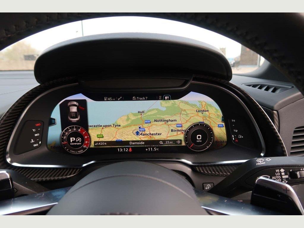 2016 Audi R8 5.2 FSI V10 Plus S Tronic quattro (s/s) For Sale (picture 6 of 6)