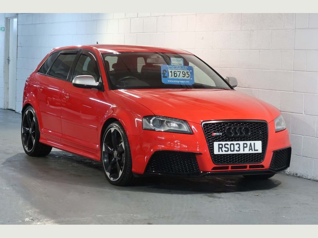 2012 Audi RS3 2.5 TFSI Sportback S Tronic quattro 5dr  For Sale (picture 1 of 6)
