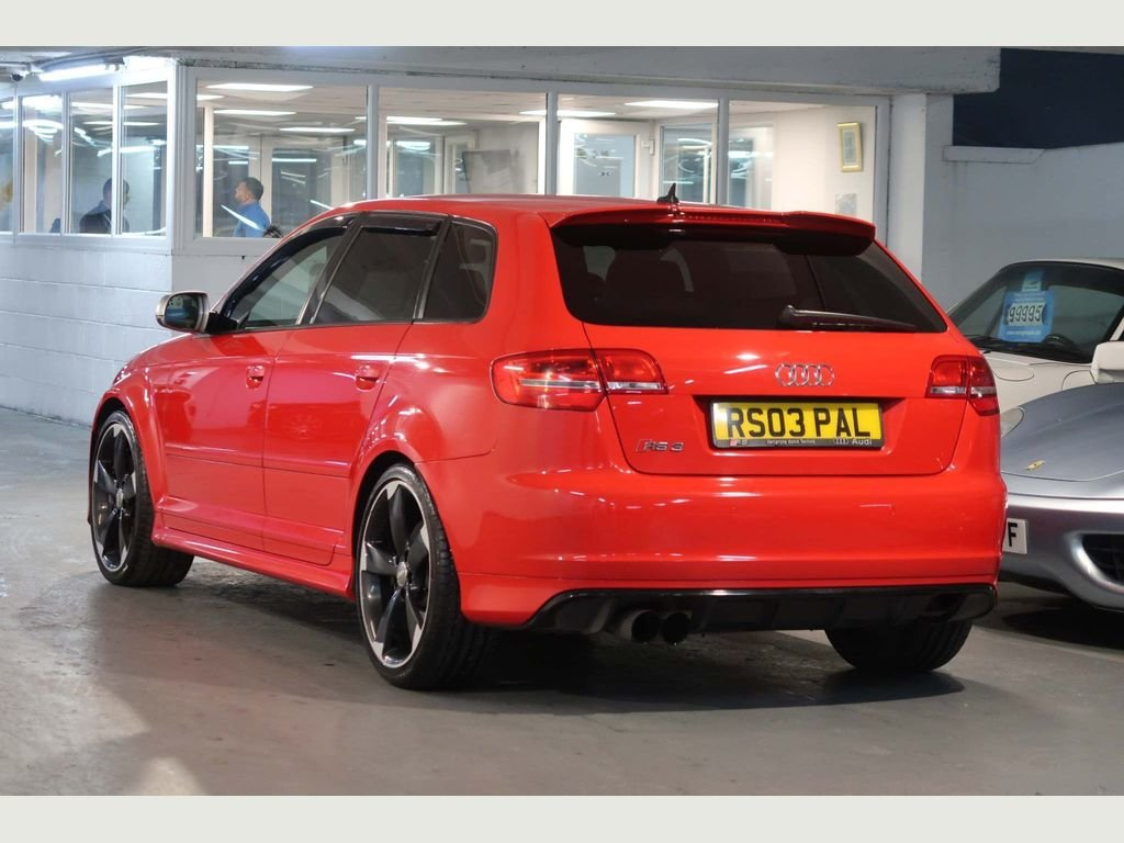 2012 Audi RS3 2.5 TFSI Sportback S Tronic quattro 5dr  For Sale (picture 2 of 6)