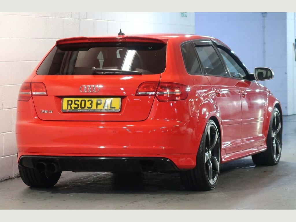 2012 Audi RS3 2.5 TFSI Sportback S Tronic quattro 5dr  For Sale (picture 3 of 6)