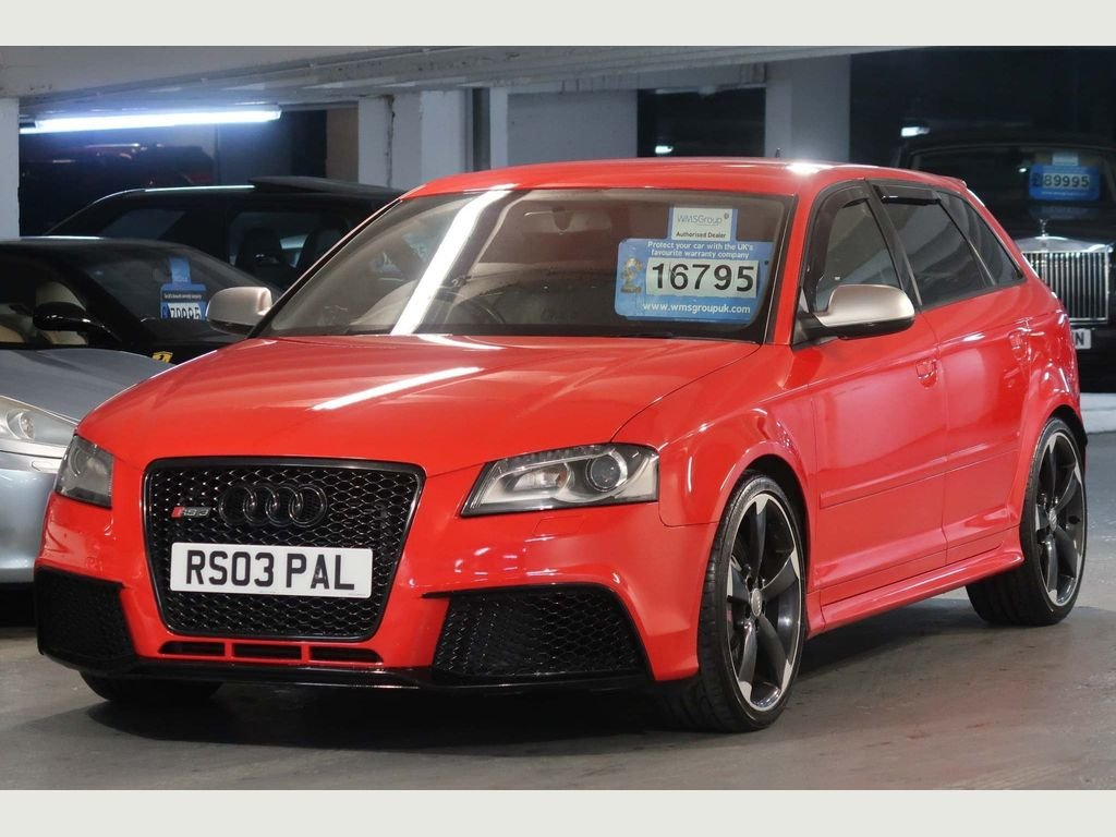 2012 Audi RS3 2.5 TFSI Sportback S Tronic quattro 5dr  For Sale (picture 4 of 6)