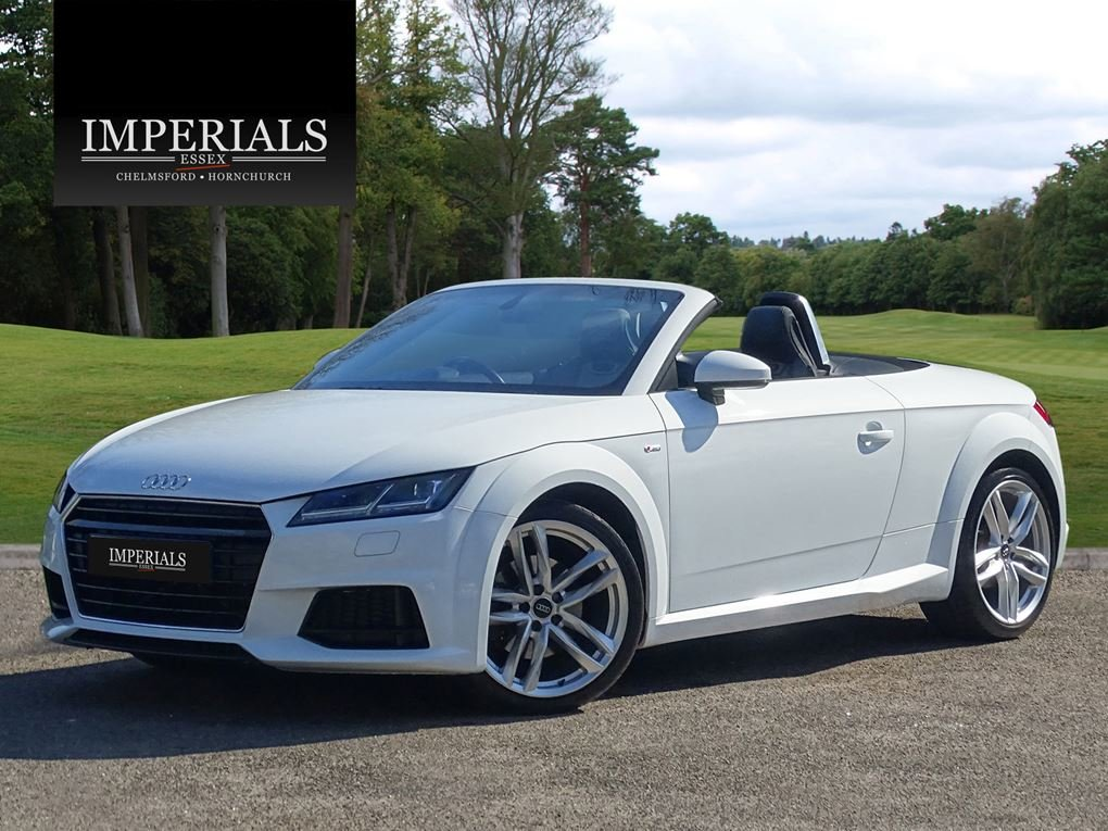 2016 Audi  TT  TDI ULTRA S LINE CABRIOLET  16,948 For Sale (picture 1 of 24)