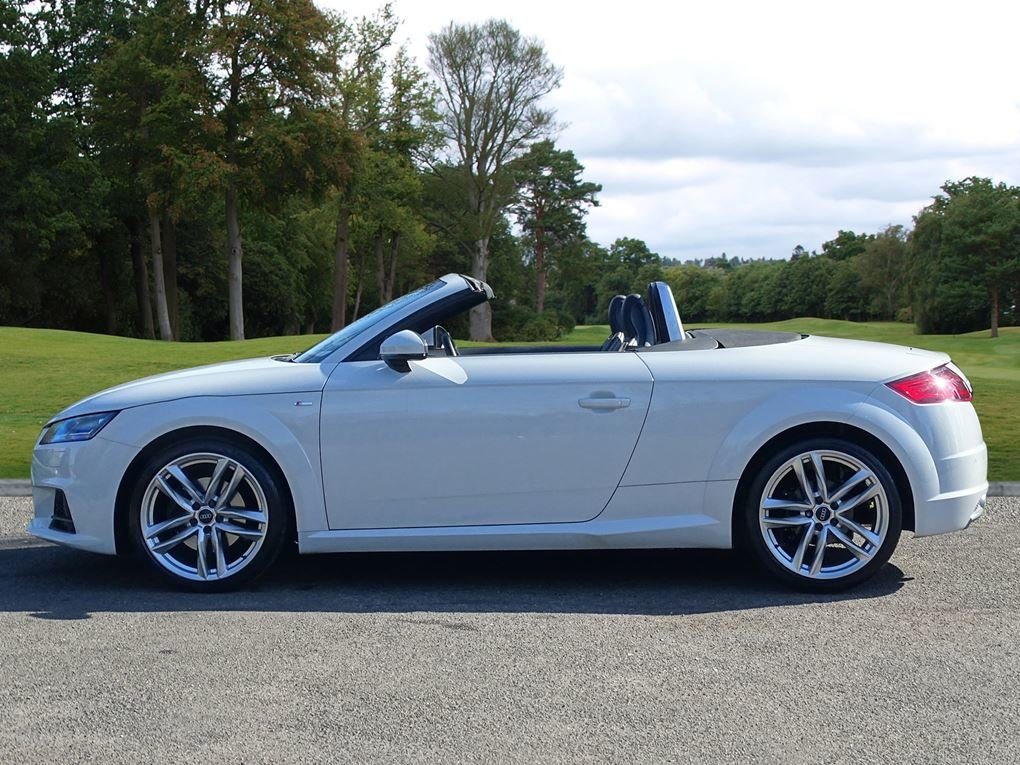 2016 Audi  TT  TDI ULTRA S LINE CABRIOLET  16,948 For Sale (picture 2 of 24)
