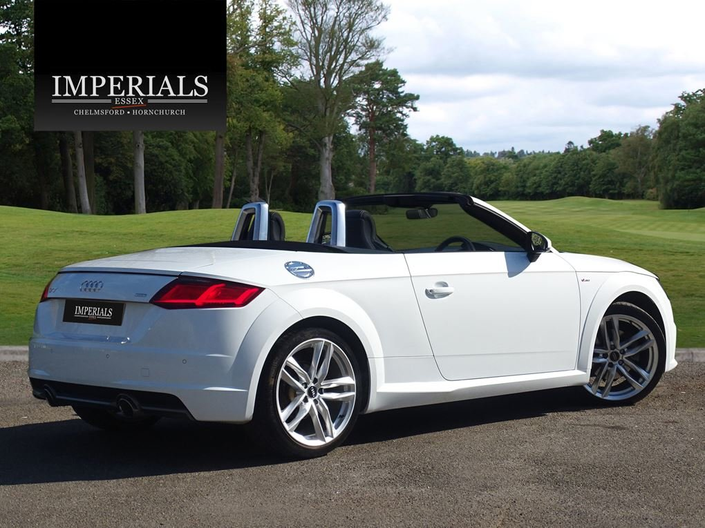 2016 Audi  TT  TDI ULTRA S LINE CABRIOLET  16,948 For Sale (picture 4 of 24)