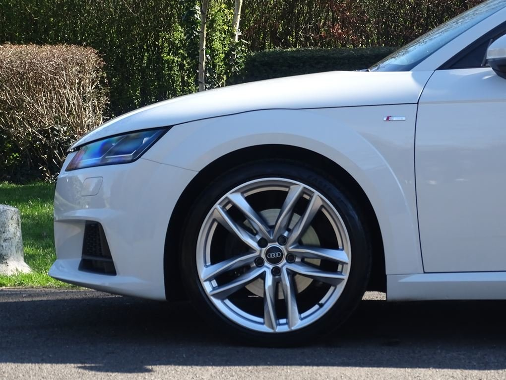 2016 Audi  TT  TDI ULTRA S LINE CABRIOLET  16,948 For Sale (picture 5 of 24)