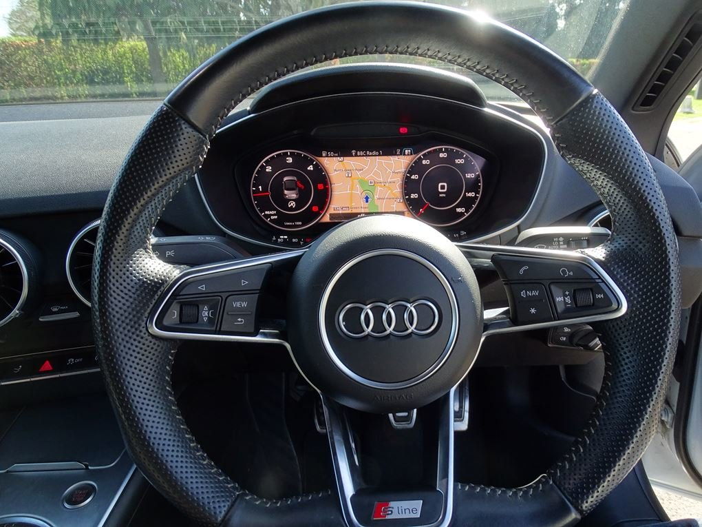 2016 Audi  TT  TDI ULTRA S LINE CABRIOLET  16,948 For Sale (picture 7 of 24)