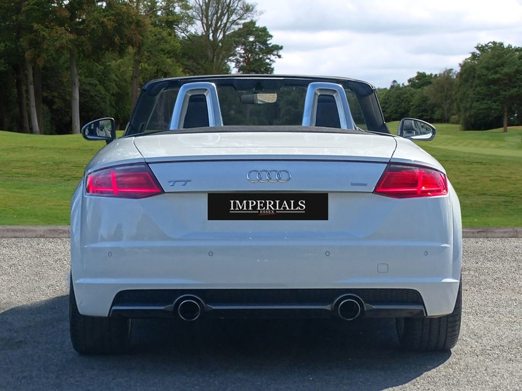 2016 Audi  TT  TDI ULTRA S LINE CABRIOLET  16,948 For Sale (picture 11 of 24)