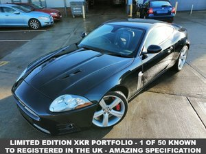 Picture of 2007  57 JAGUAR XK 4.2 XKR PORTFOLIO LTD EDITION 2d AUTO 416