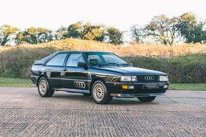 1990 Audi UR Quattro 2.2 Turbo RR 20V