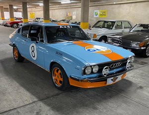 1975 Audi 100S Coupe Hillclimber SOLD