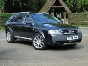 Picture of 2004 Audi Allroad 4.2 V8 AUTO ALL WHEEL DRIVE 4.2 LITRE V8 POWER