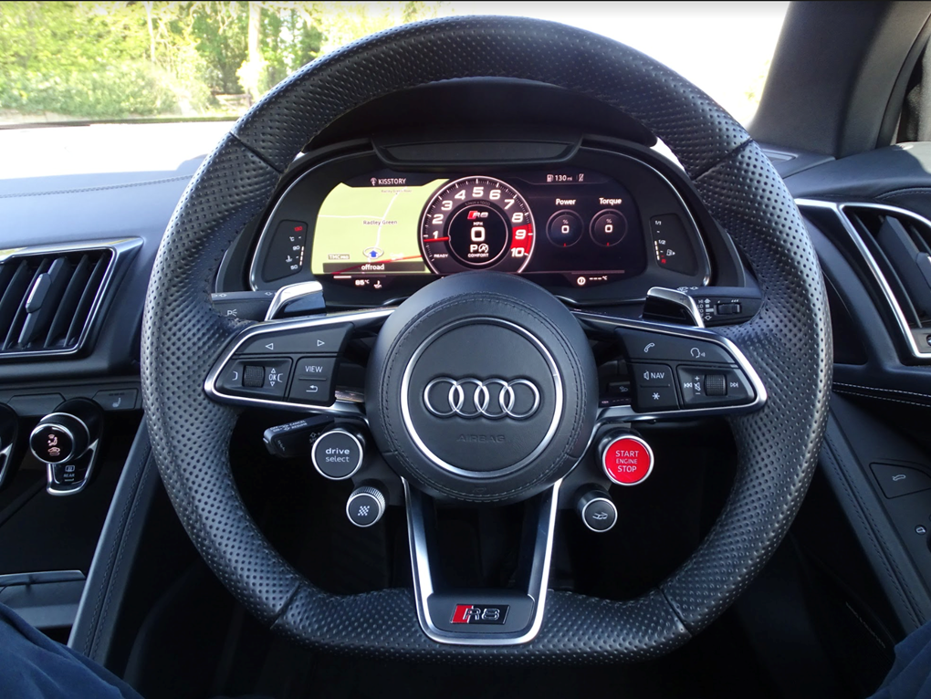 2017 Audi  R8  SPYDER V10 SPORT PLUS PACK QUATTRO  85,948 For Sale (picture 7 of 24)