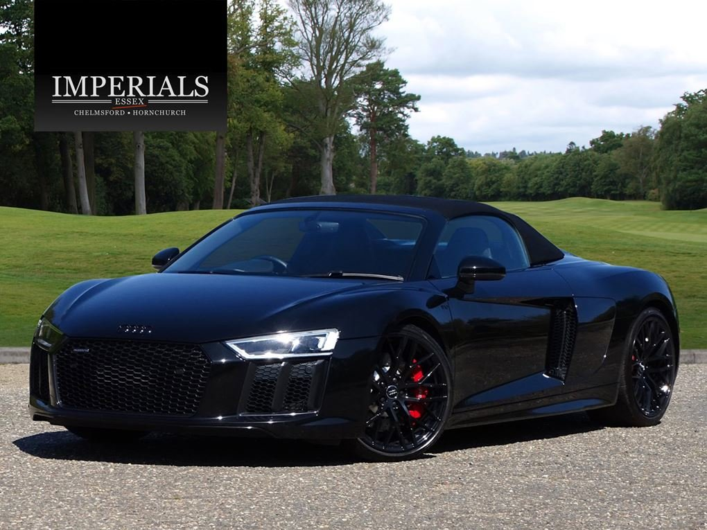 2017 Audi  R8  SPYDER V10 SPORT PLUS PACK QUATTRO  85,948 For Sale (picture 22 of 24)