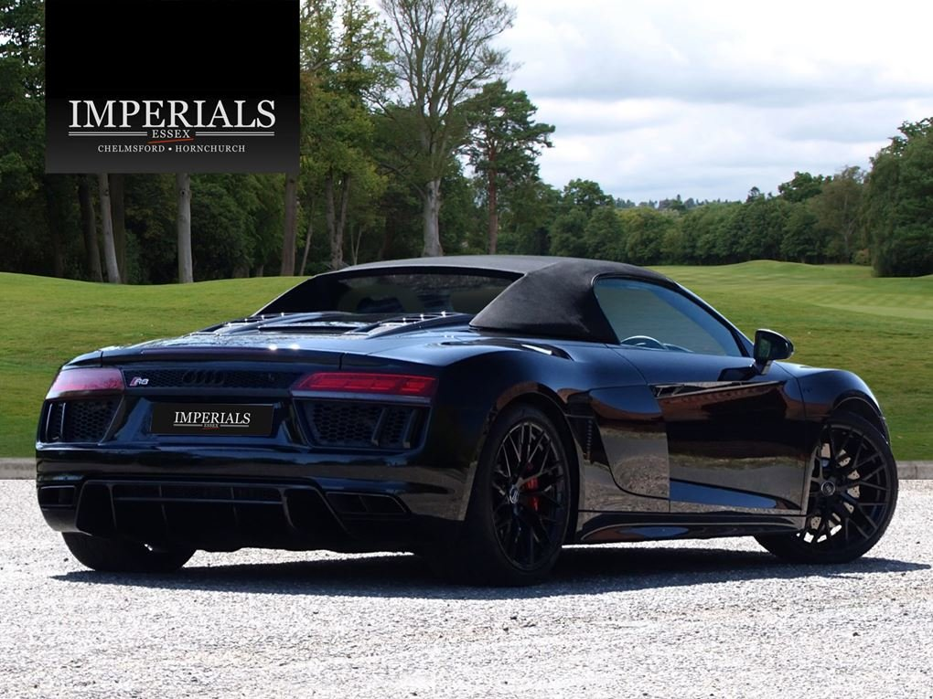 2017 Audi  R8  SPYDER V10 SPORT PLUS PACK QUATTRO  85,948 For Sale (picture 24 of 24)